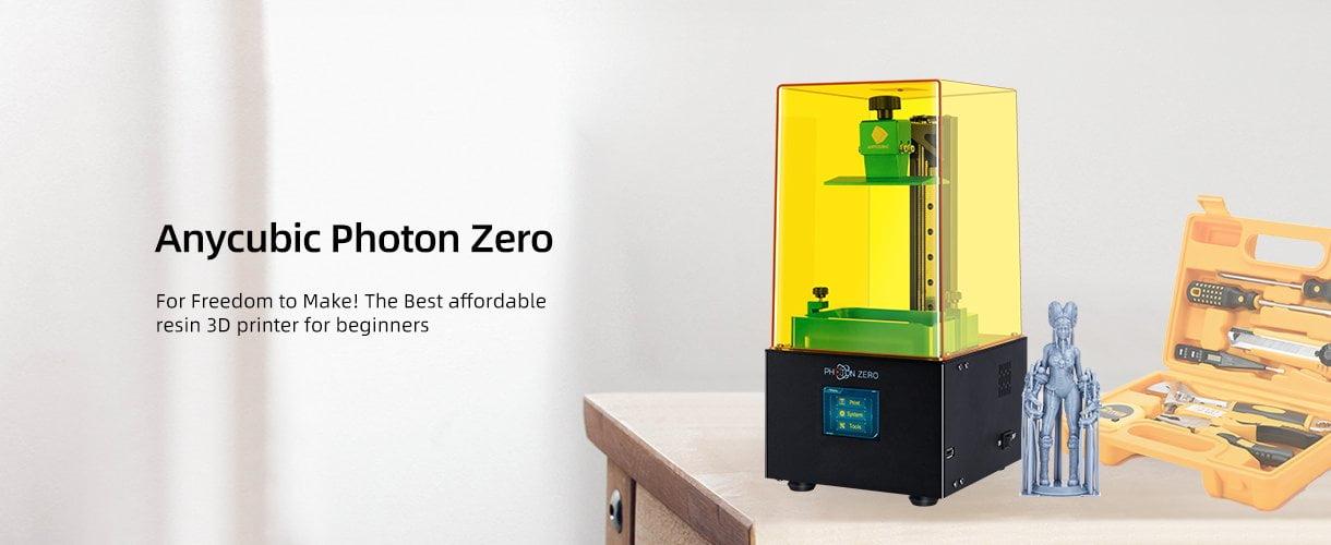 Anycubic Photon Zero banner