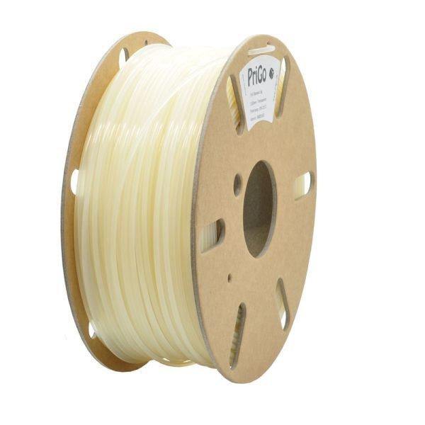 PriGo PLA filament 2,85 - Transparent