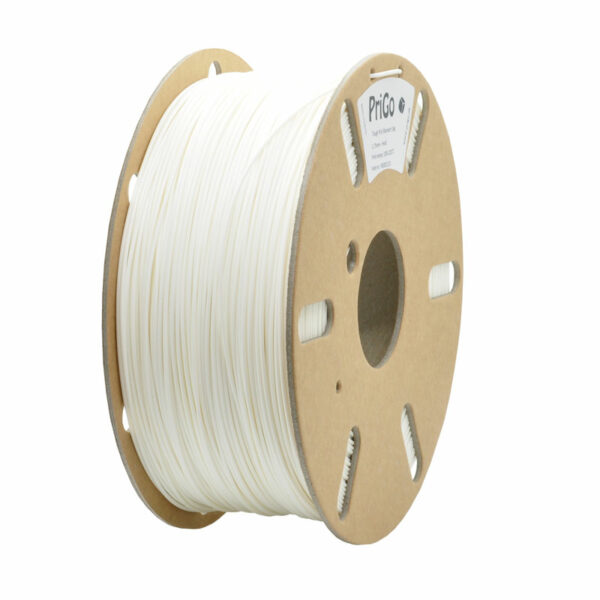 PriGo Tough PLA filament - Hvid