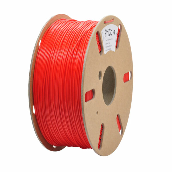 PriGo Tough PLA filament - Rød