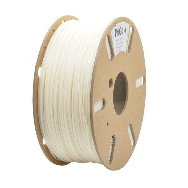 PriGo Tough PLA filament - Transparent