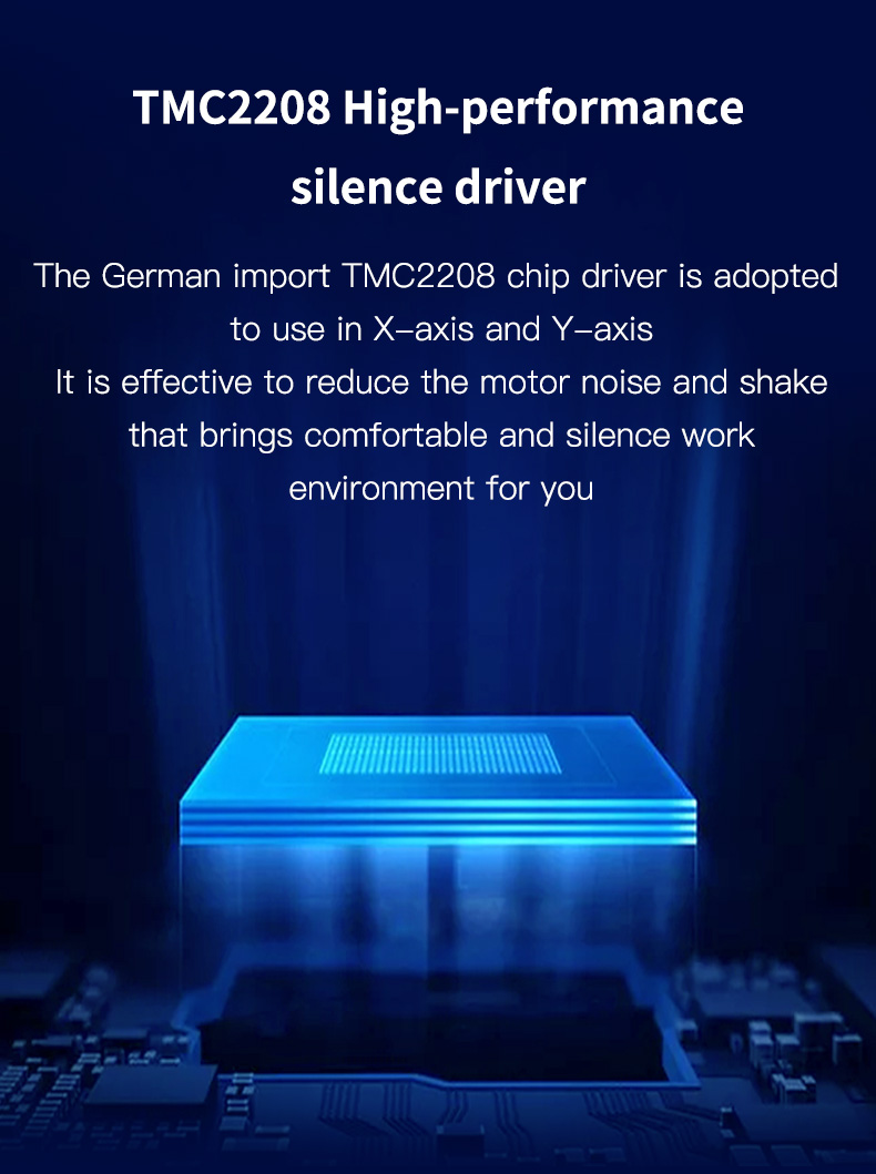 Creality Ender-3 MAX silent driver