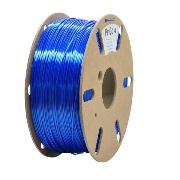 PriGo PLA filament - Blå Satin