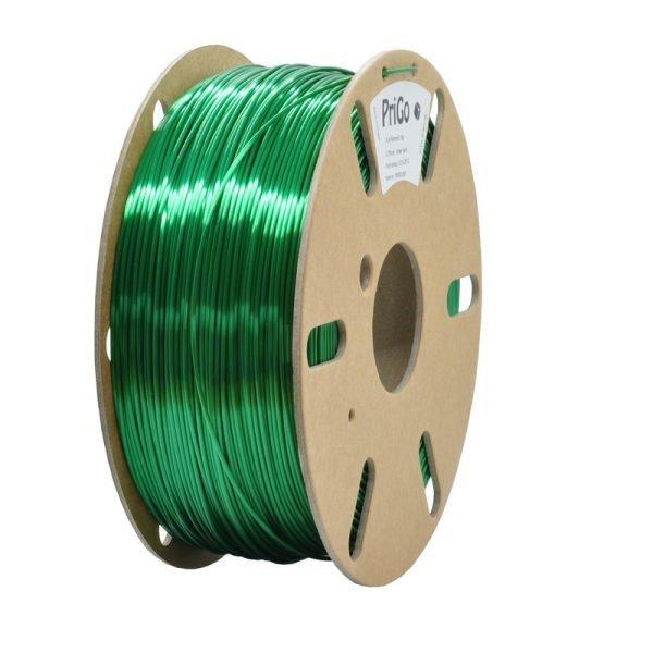 PriGo PLA filament - Grøn Satin