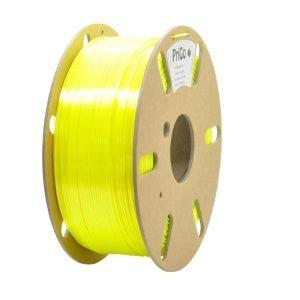 PriGo PLA filament - Gul Satin