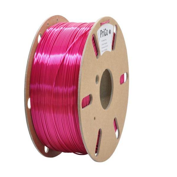PriGo PLA filament - Rød Satin