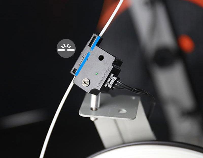 Wanhao D12/230 filament sensor