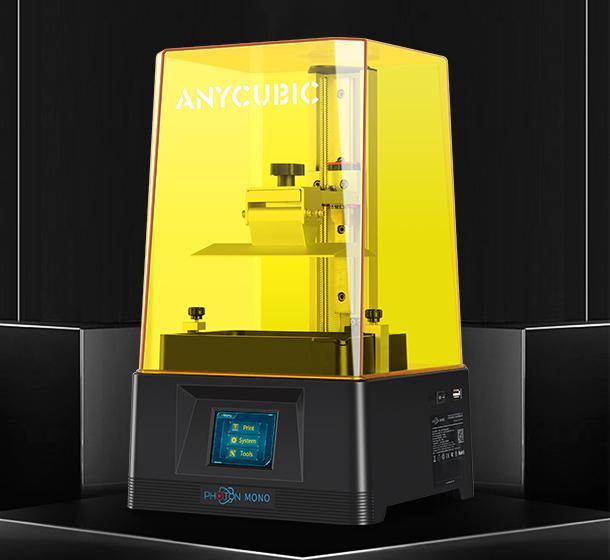 Anycubic Photon mono specifikationer