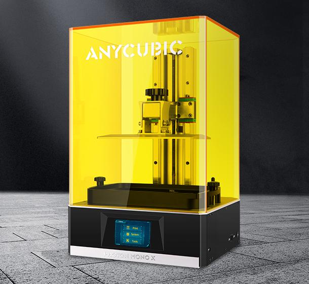Anycubic Photon monoX specifikationer