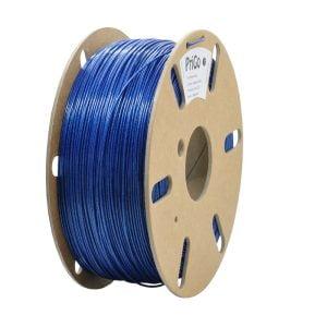 PriGo PLA filament Glitter Hav Blå