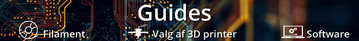 Guides til 3D print