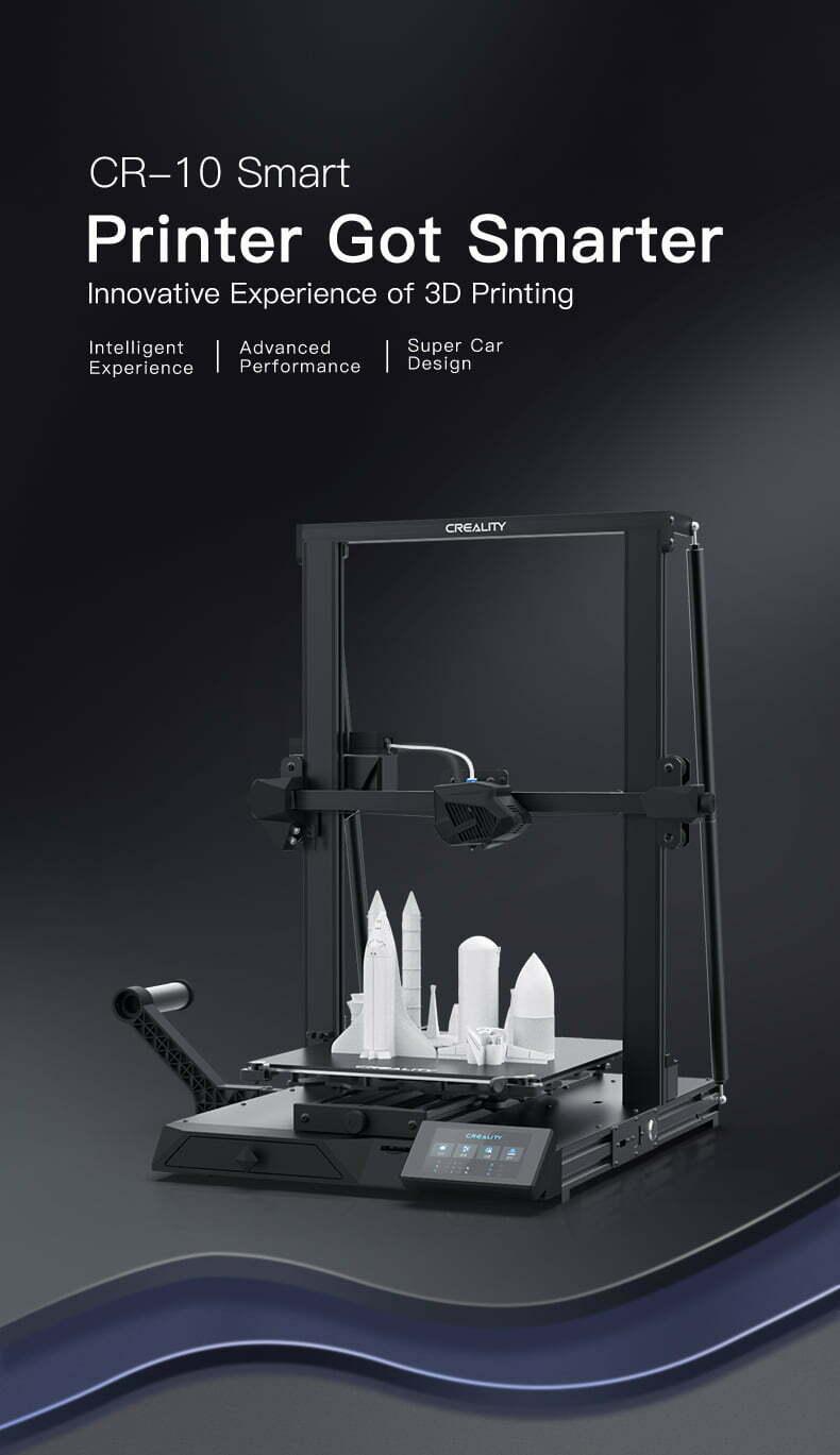 CR 10-Smart presentation1