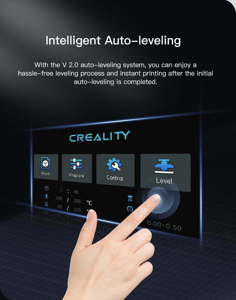 Creality CR-10 Smart autoleveling