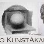 Sonja Bunes Kurs i Frihåndstegning ved Oslo Kunstakademi