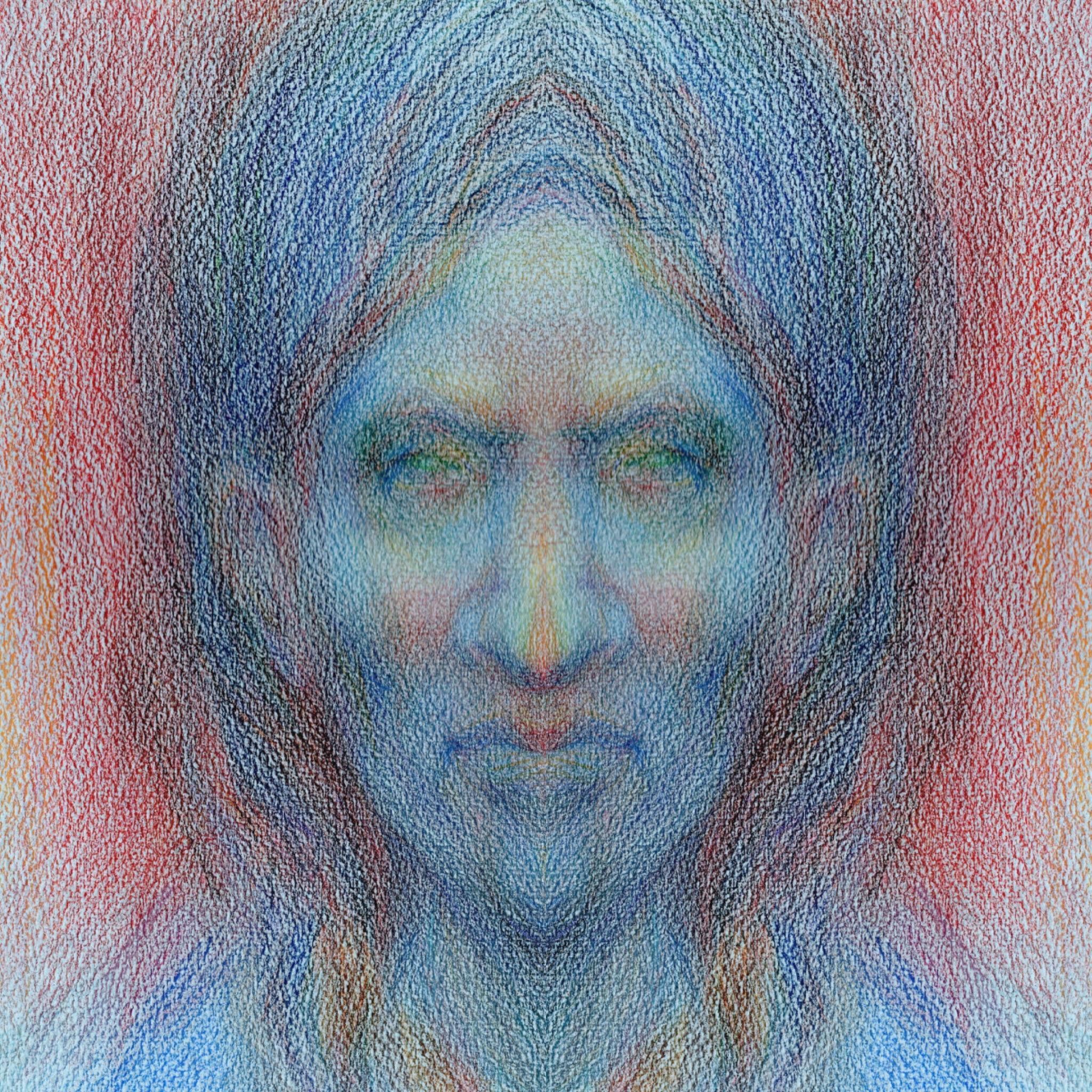 Sonja Bunes Symmetrisk er sjeldent Digital Collage 2020 02