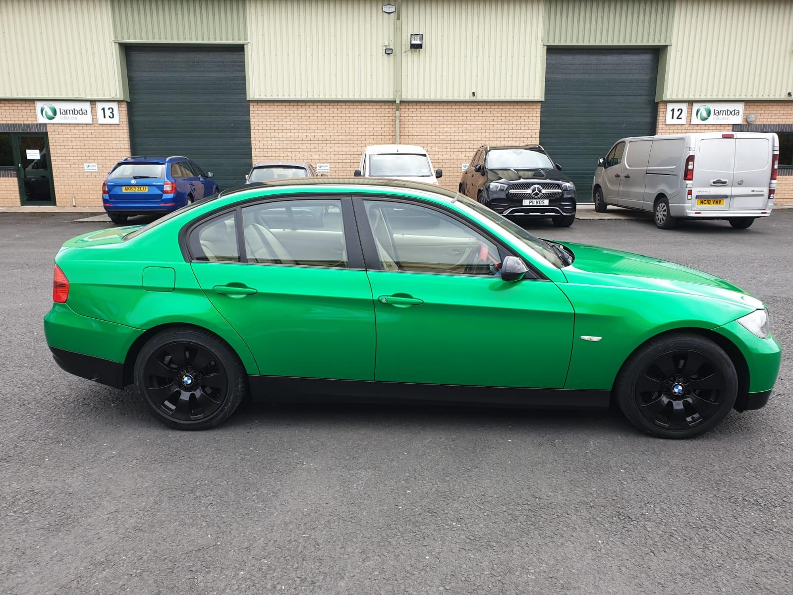 bmw car wrap chorley preston wigan lancashire