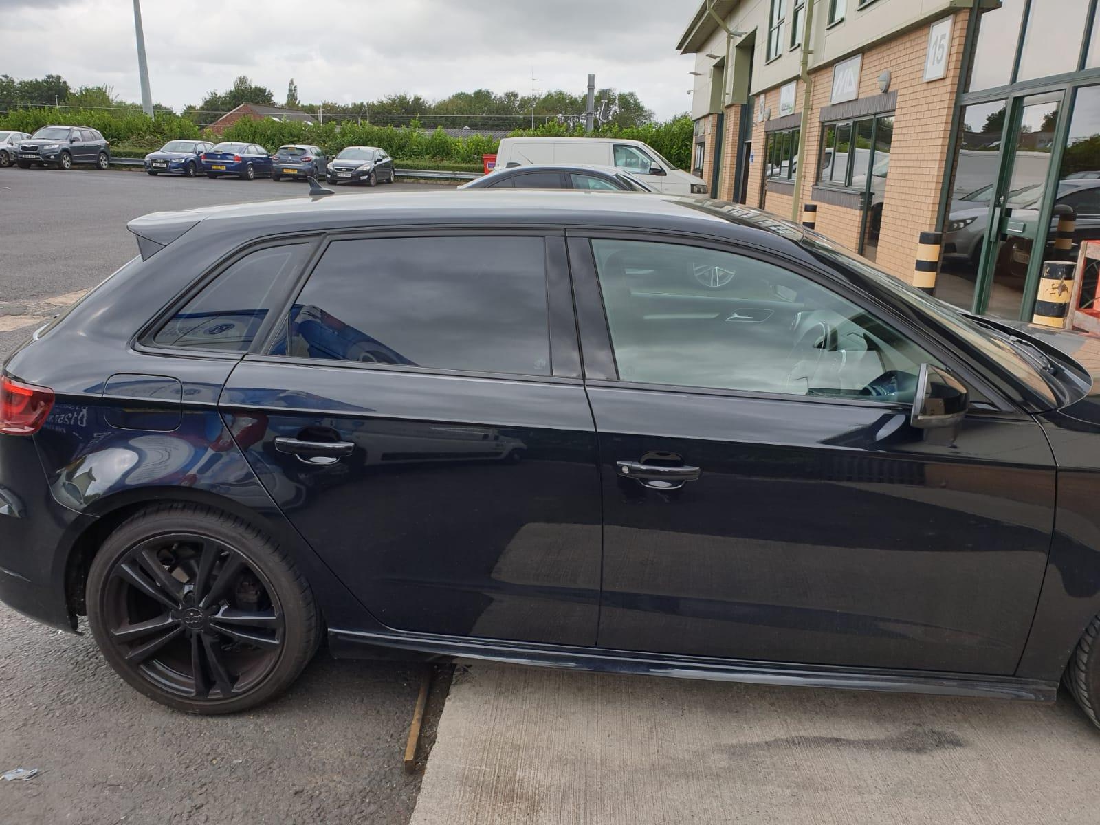 dechrome wrap chrome car wrapping lancashire