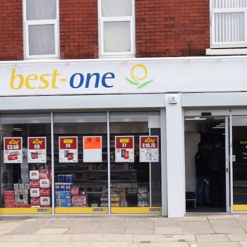 Best One | signs & Graphics | Signage