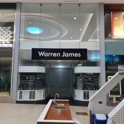 Warren James | Principle Signs & Graphics