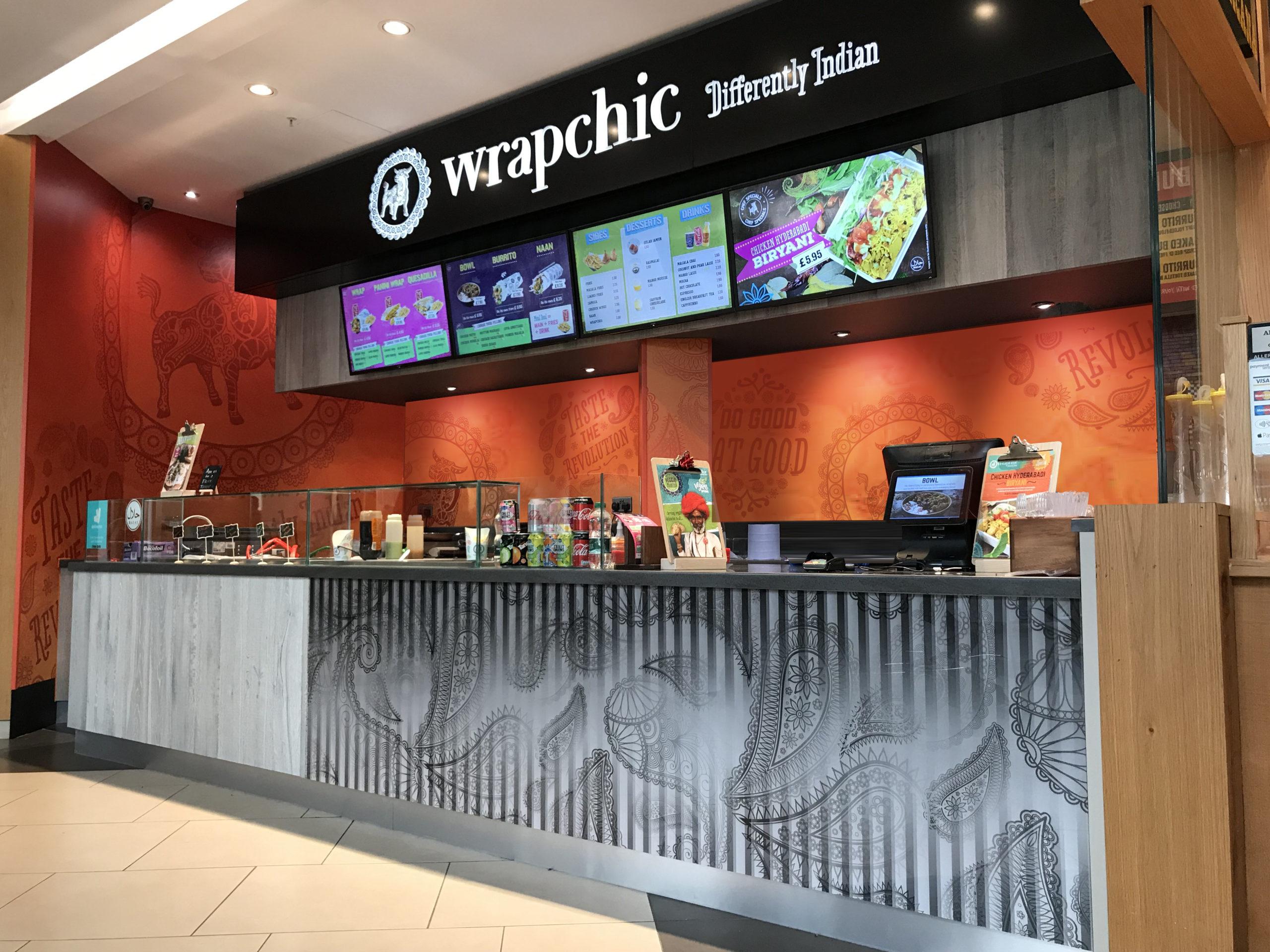 Wrapchic | Principle Signs & Graphics