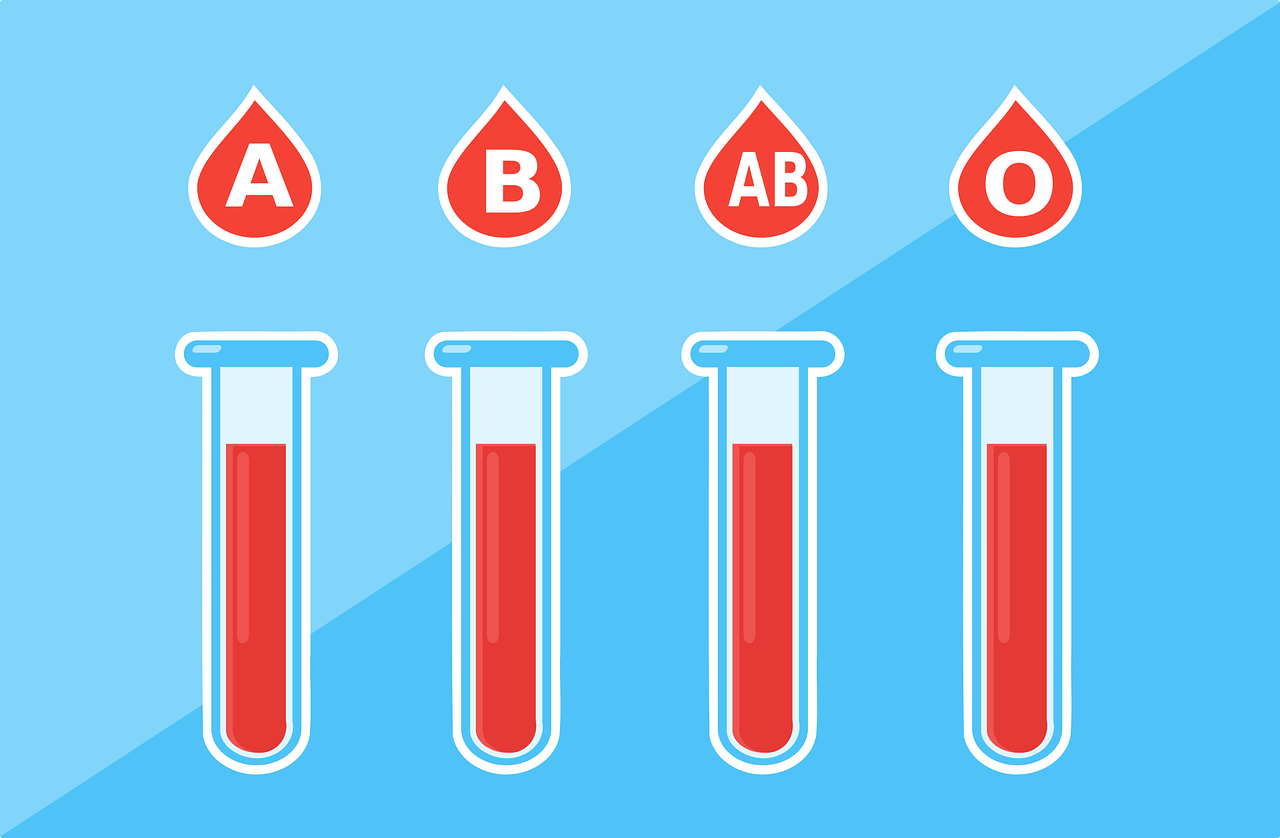 Hvor kan jeg se min blodtype? Blodtype test pris?