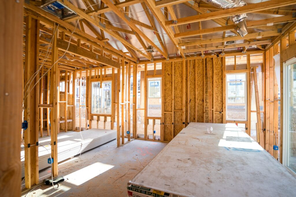 Building a New Home Construction
