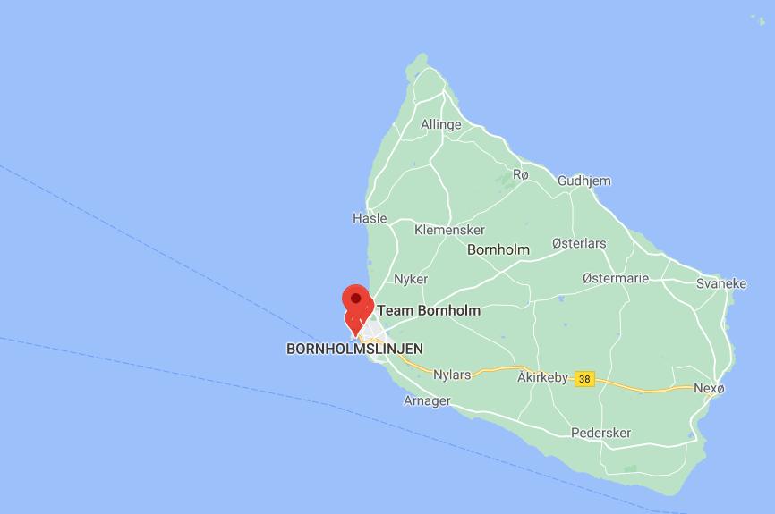 Hvad koster en tur til Bornholm?