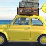 Met jouw private lease auto op vakantie in 2021
