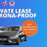 Private Lease van Justlease is Coronaproof!