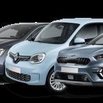 Top 5 Goedkoopste Elektrische Private Lease Auto's 2021