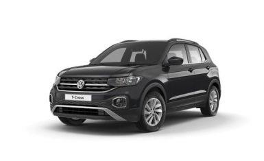 Volkswagen T Cross - Actie tarief - 48 maanden