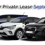 September 2021 Cross-Over 🚗 Private Lease Aanbiedingen