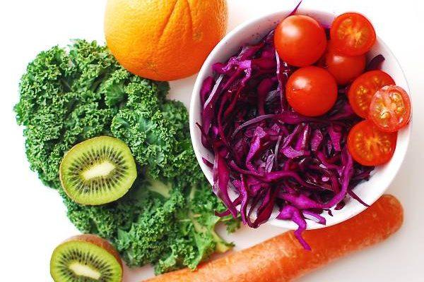 Frukt o grönsaker