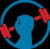 Fysisk träning_märke
