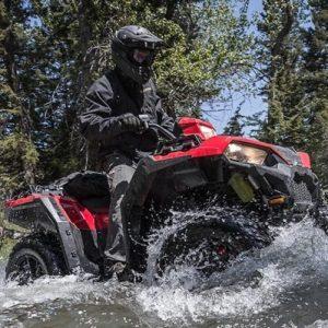 ATV Polaris, ProEngine Funäsdalen