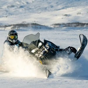 Polaris snöskoter, ProEngine Funäsdalen