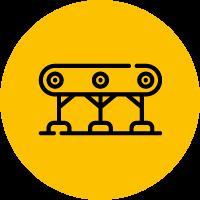 fabricacion de fajas y bandas transportadoras