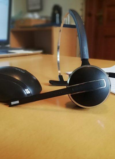Headset - Pronto Callcenter