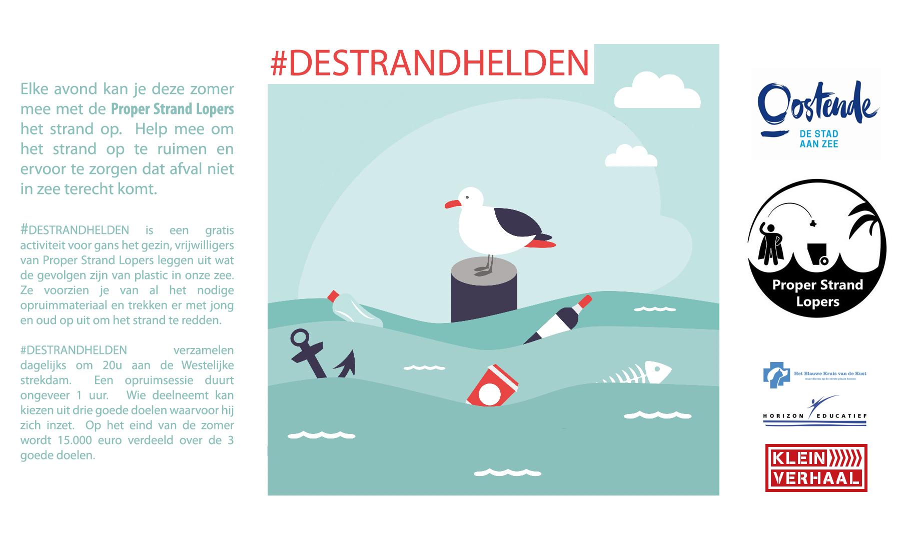 #DESTRANDHELDEN