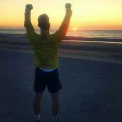 100 Kilometer!!