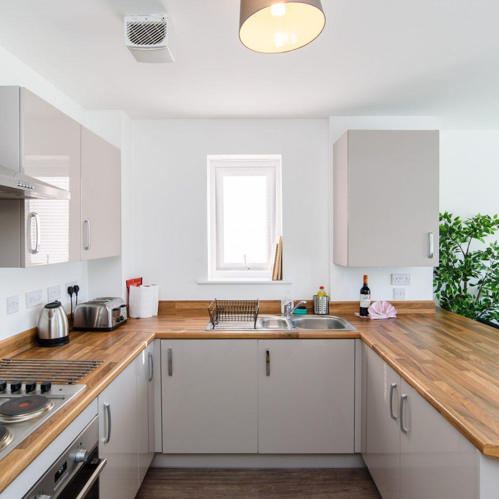 Bramante Heights kitchen