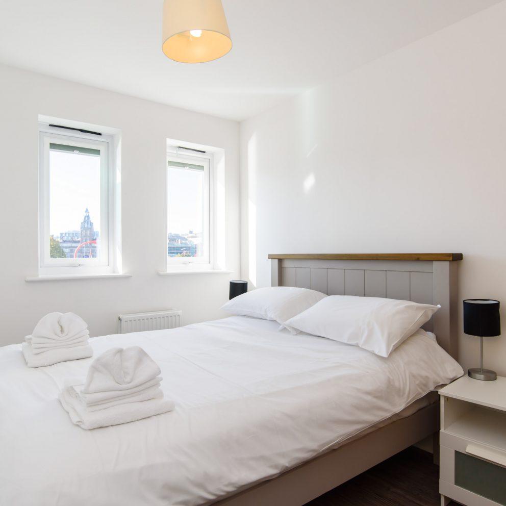 Bramante Heights bedroom