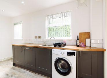 caerau gardens washing machine