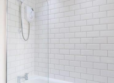 caerau gardens shower