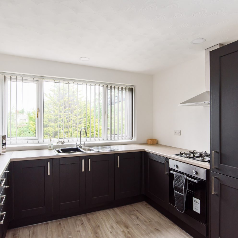 Clarence Heights kitchen