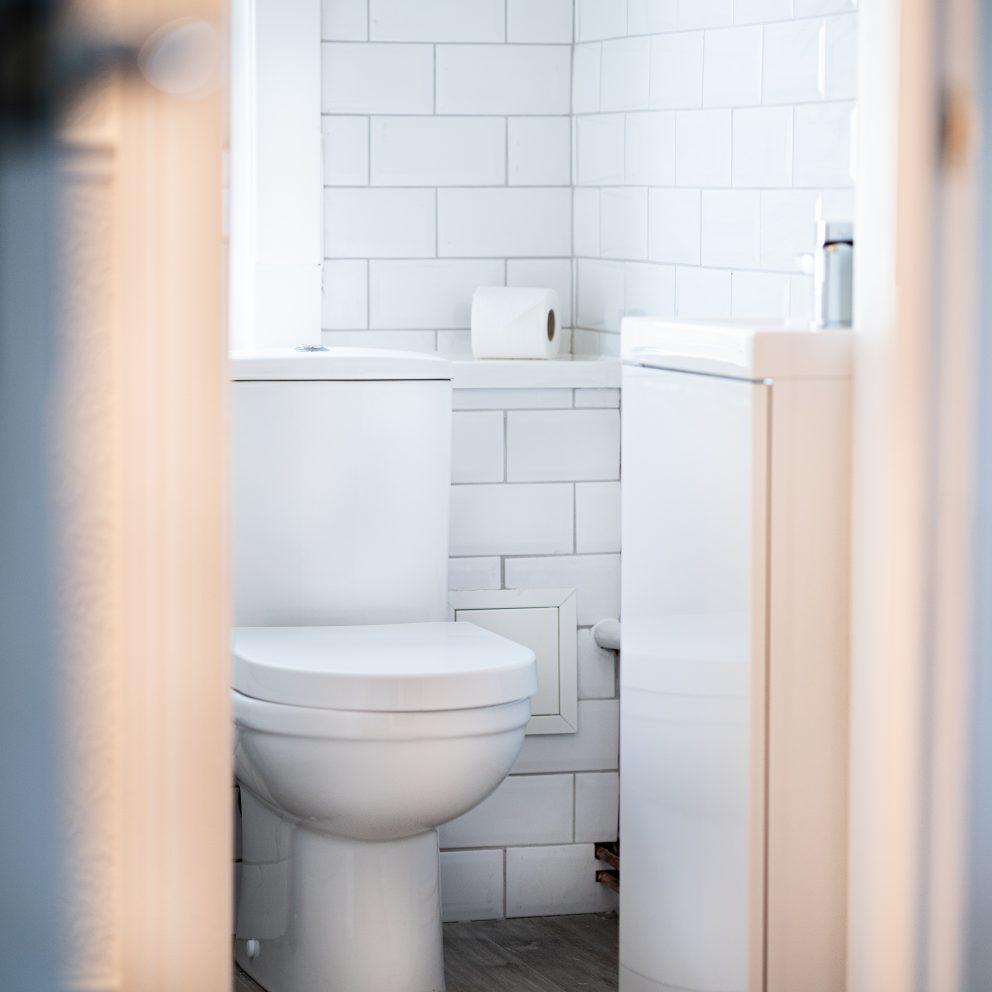Caerau Heights bathroom