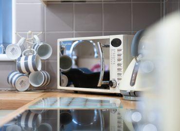 Caerau Heights microwave