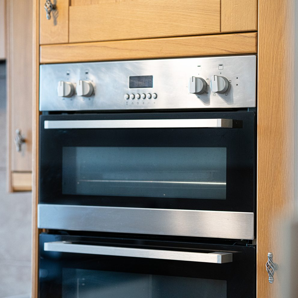 Clarence Lodge cooker
