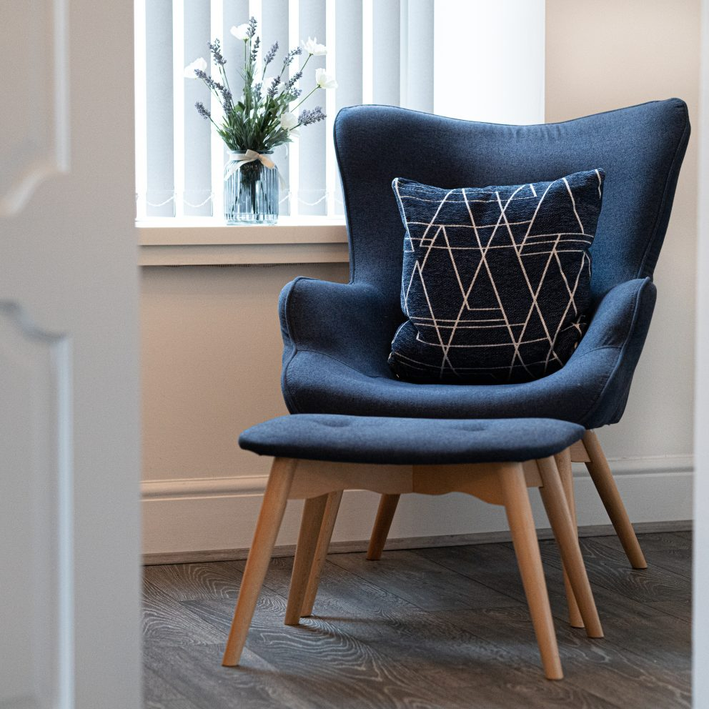 Clarence Lodge chair