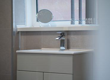 Clarence Retreat bathroom tap